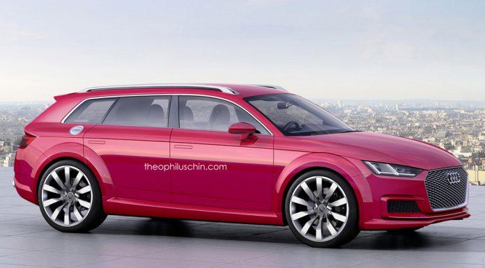 Audi TT Avant