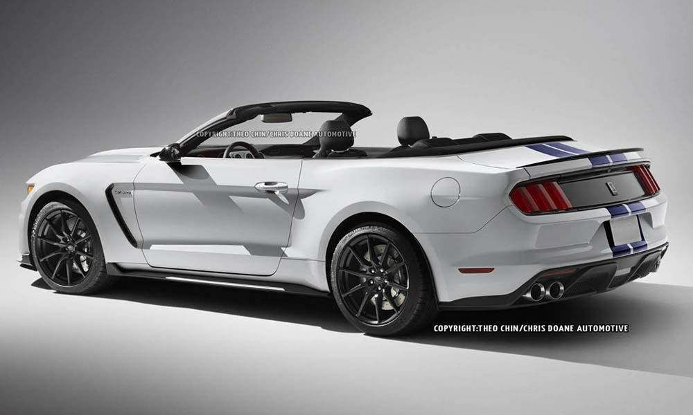 as for the existing 2015 ford mustang shelby gt350 fastback it uses a high revving 52 litre v8 engine promising to deliver over 500 hp and 400 lb ft of