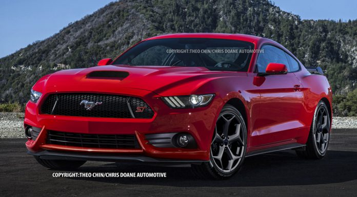 Ford Mustang ST
