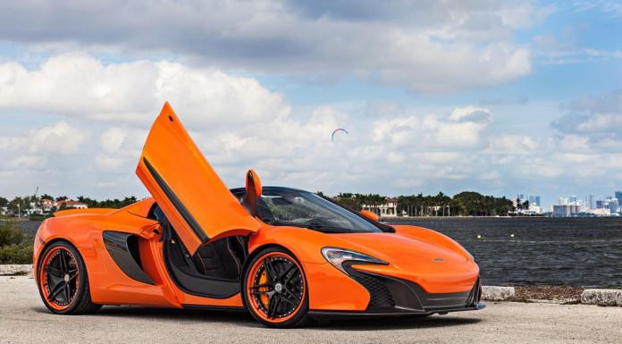 McLaren 650S Spider by Wheels Boutique