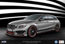 RevoZport Mercedes-Benz CLA Shooting Brake