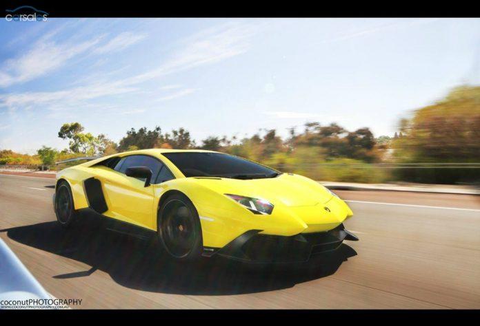Lamborghini Aventador LP720-4 50th Anniversario For Sale