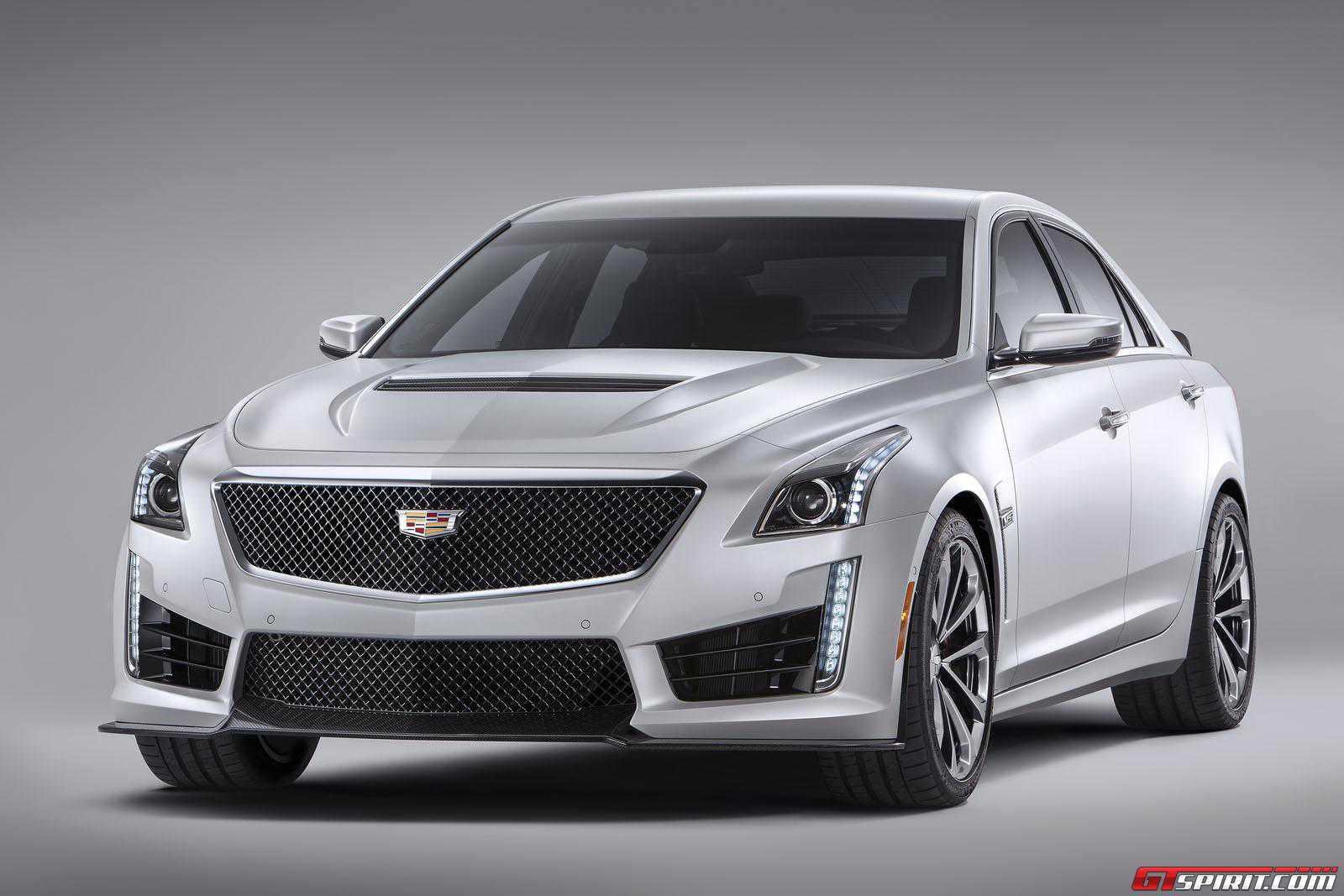 Plethora Of New Cadillac Models On The Cards Gtspirit