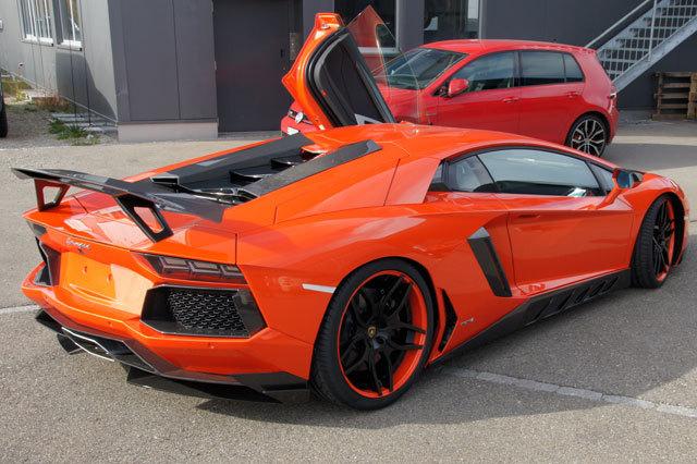 Stunning Novitec Torado Lamborghini Aventador For Sale