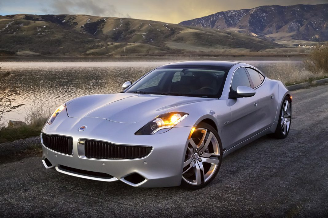 Fisker Karma to be produced in California