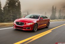 Jaguar XJ recalled