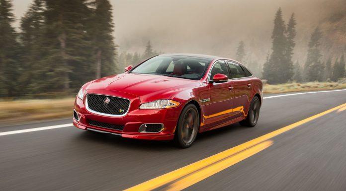 Jaguar XJ recalled