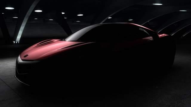 2015 Honda NSX