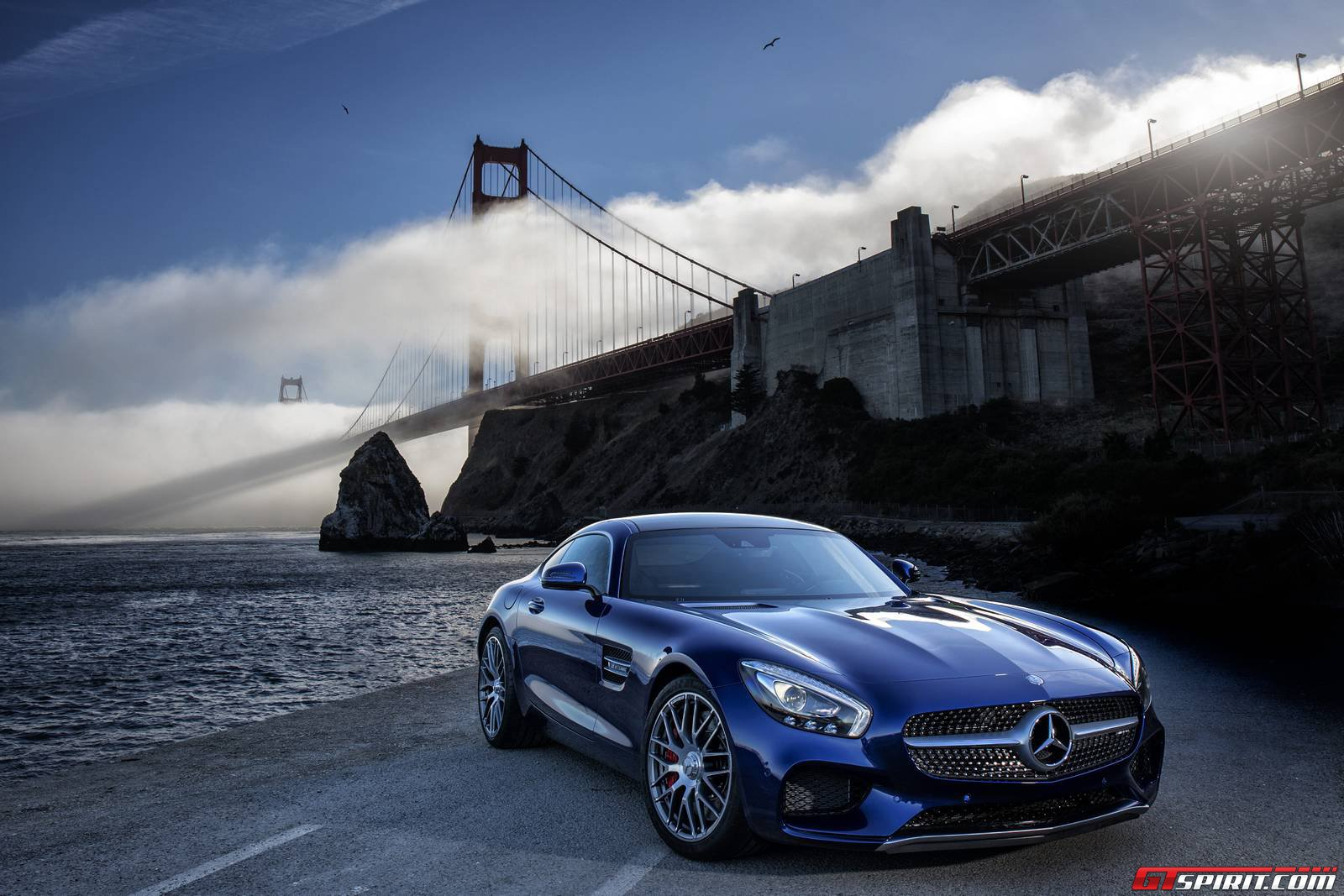 Mercedes amg gt s priced from 129 900 in the u s for Mercedes benz of goldens bridge