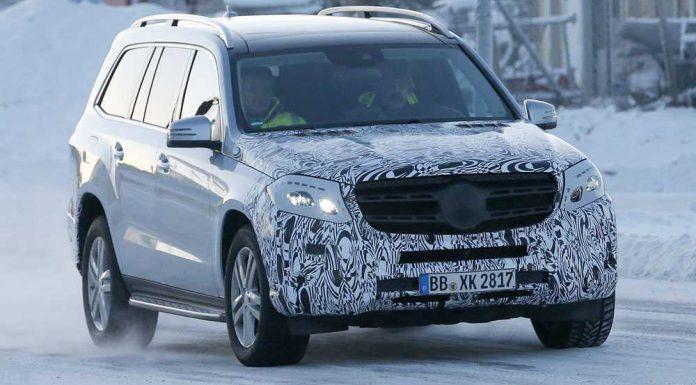 2015 Mercedes-Benz GLS Facelift