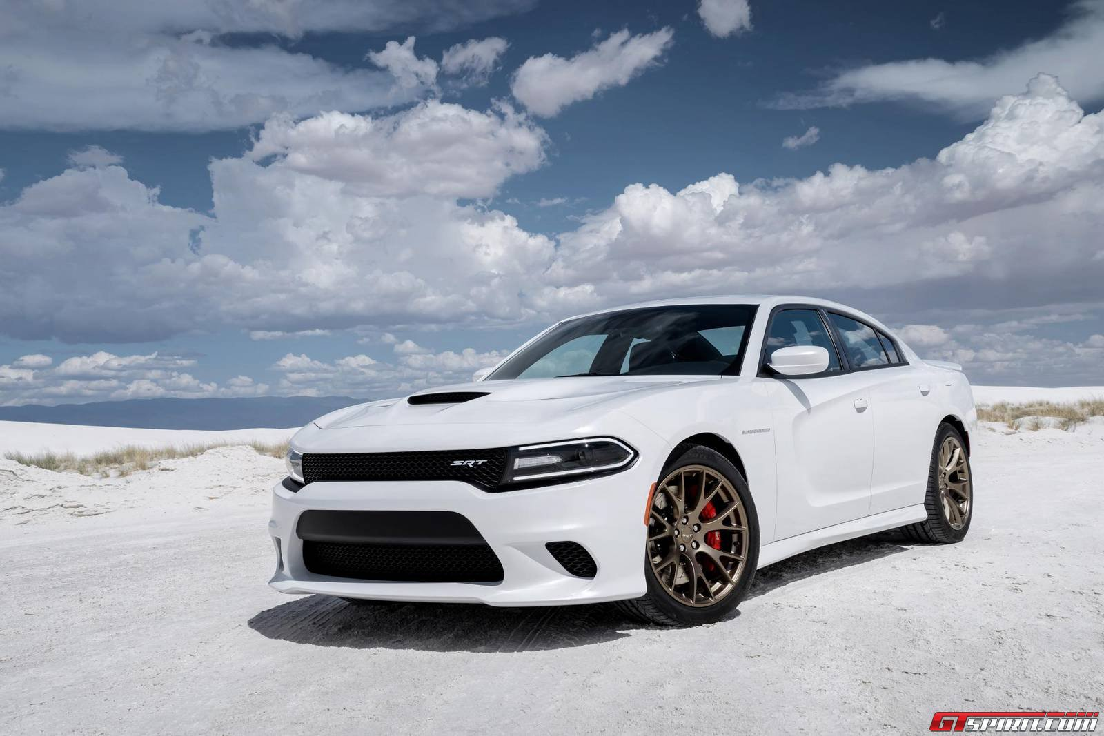 2015 Dodge Charger SRT Hellcat Fuel Economy Rated  GTspirit