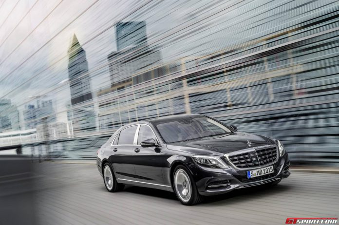 Mercedes-Maybach S500 and S600 Priced