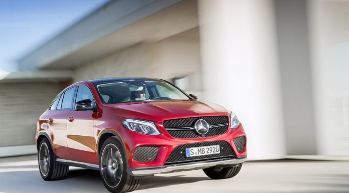 2015 Mercedes-Benz GLE Coupe