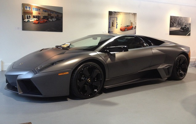 Lamborghini Reventon For Sale In Vancouver Gtspirit