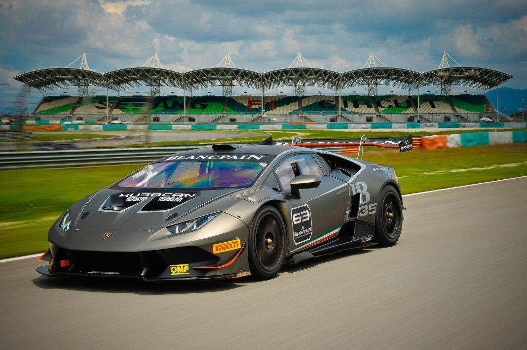 Lamborghini Huracan Super Trofeo Calendar