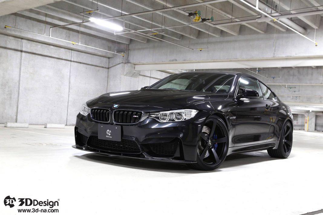 Preview: 3DDesign BMW F82 M4