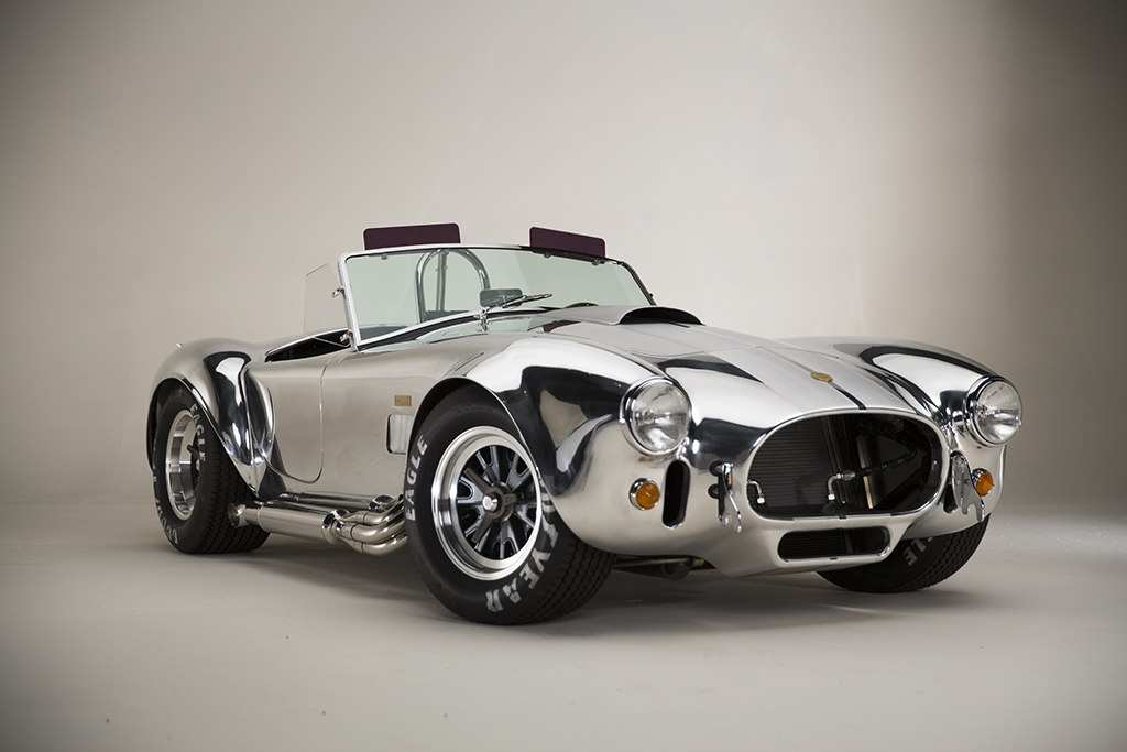 Official Shelby Cobra 427 50th Anniversary Gtspirit