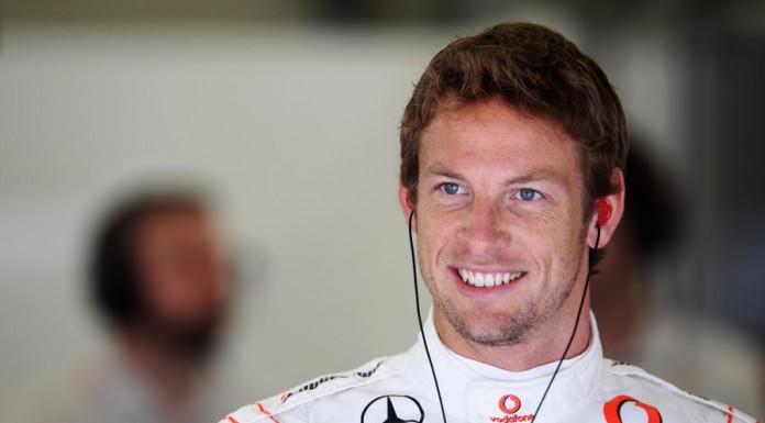 Jenson Button McLaren F1 2015