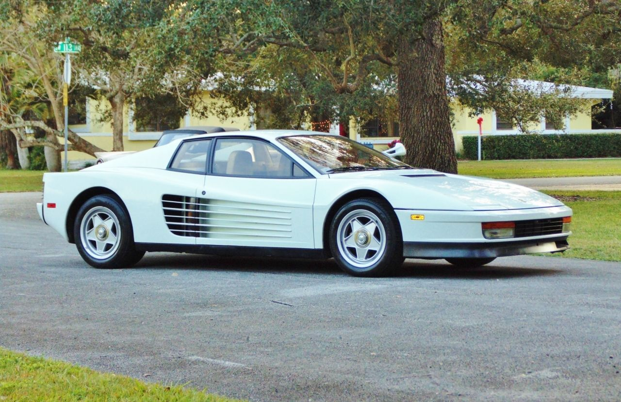 Rare Miami Vice Ferrari Testarossa For Sale , GTspirit