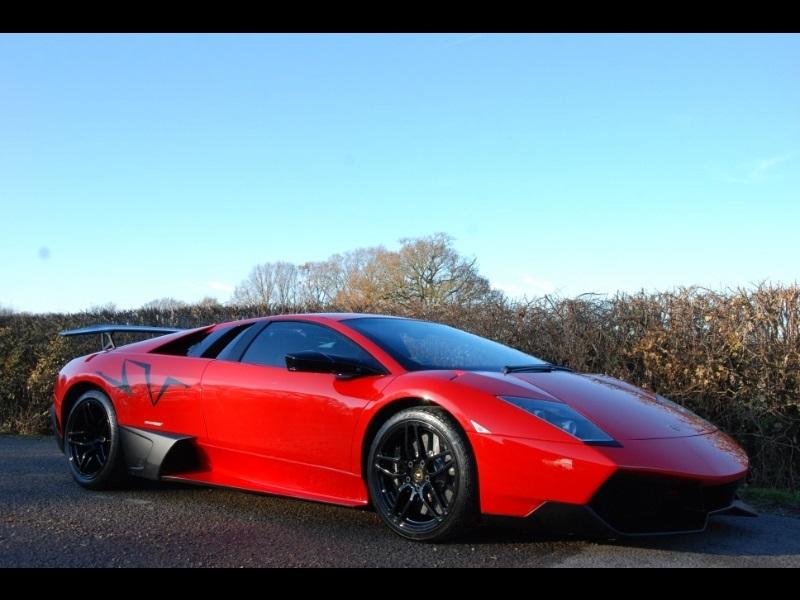 Rosso Mars Lamborghini Murcielago Sv For Sale Gtspirit