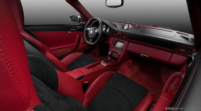 Porsche 911 Turbo Cabriolet Vilner