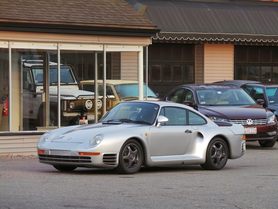 Porsche 959 For Sale >> 1 45 Million 1988 Porsche 959 For Sale Gtspirit