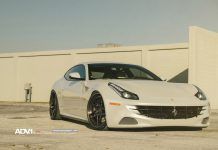 Ferrari FF With ADV.1 Wheels