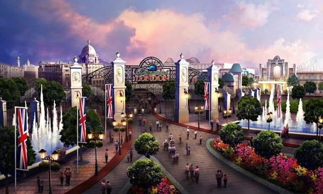 BBC theme park