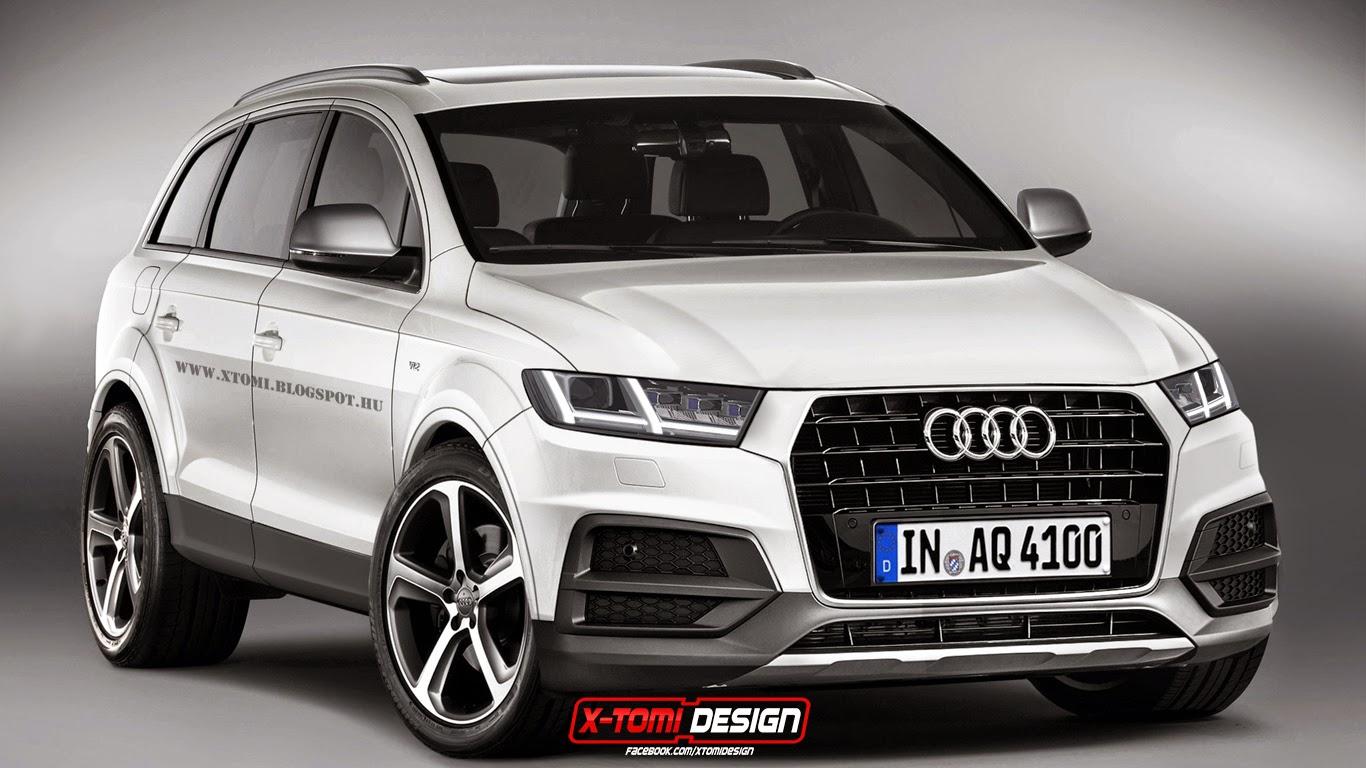 NextGeneration Audi Q Imagined GTspirit - Audi suv