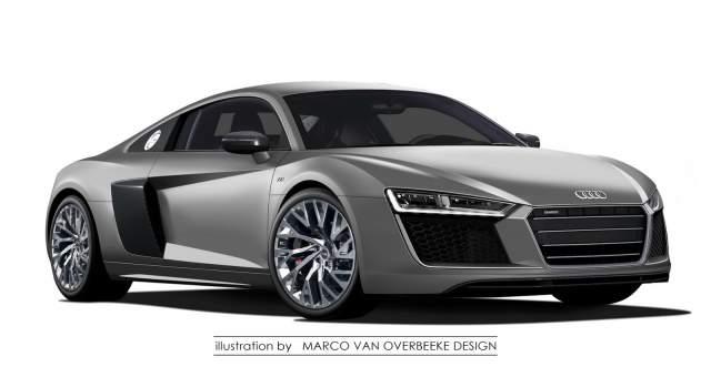 Next Gen-Audi R8