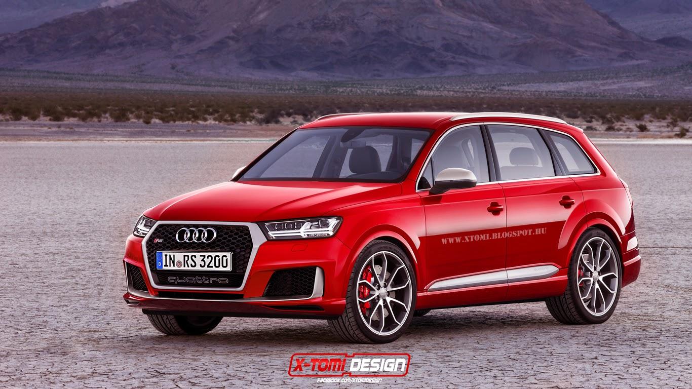 Possible Audi Rs Q7 Rendered Gtspirit Wiring Diagrams
