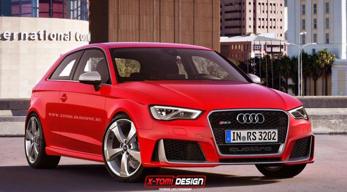 Audi RS3 3door2