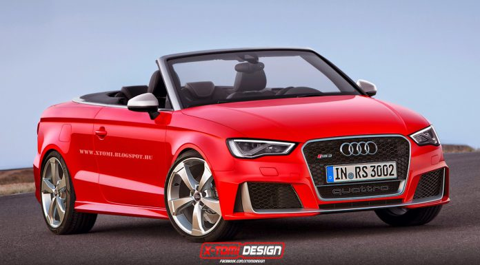 Audi RS3 Cabriolet2