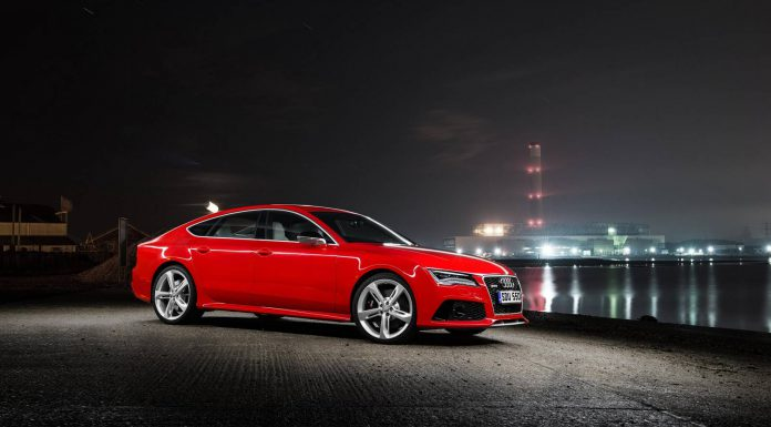 Audi twelve days - DAY 1-The Audi RS 7 Sportback (2014 Model Year)