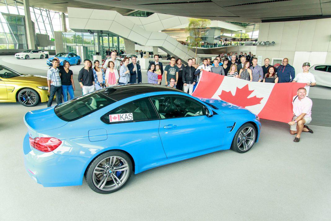BMW-Welt 2014 Sales