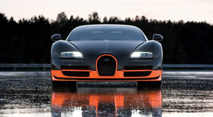 Bugatti Veyron Production Comes to an End