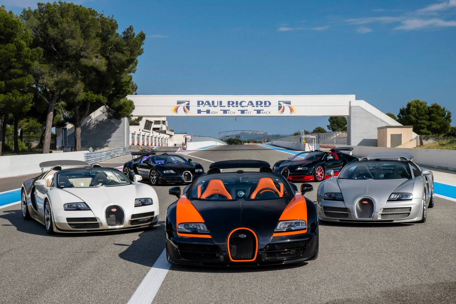 Bugatti bugatti how many made : The Bugatti Veyron Is Sold Out - Our Best of 450 Veyrons - GTspirit