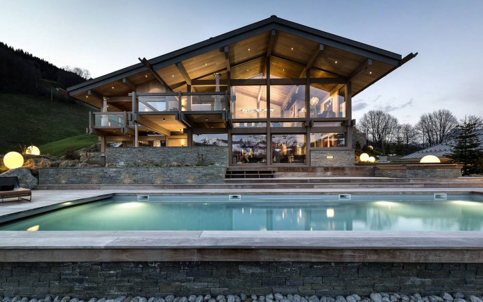 Irresistible Chalet Mont Blanc in the French Alps!