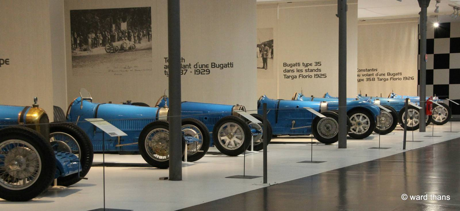 special report a visit to the world 39 s largest bugatti collection gtspirit. Black Bedroom Furniture Sets. Home Design Ideas