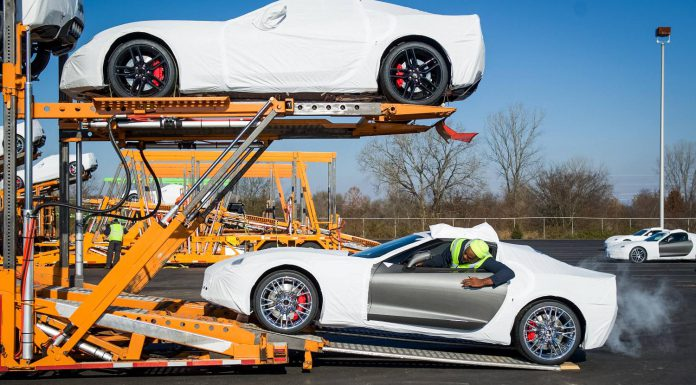 First Batch of 2015 Corvette Z06 Headed to Customers