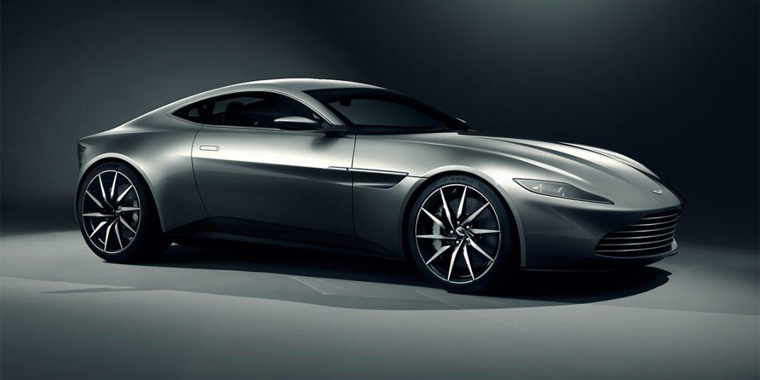 Aston Martin DB10 Revealed for New 007 Movie