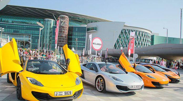 Dubai Motor Parade 2014