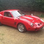 For Sale: Ferrari 250 GTO Replica at £12,000