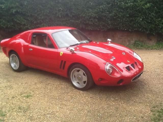 For Sale: Ferrari 250 GTO Replica at £12,000
