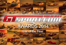 GTspirit Car of the Year 2014