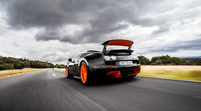 Bugatti Veyron Grand Sport Vitesse WRE