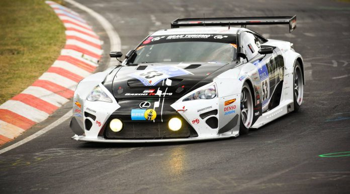 Lexus LFA GT3