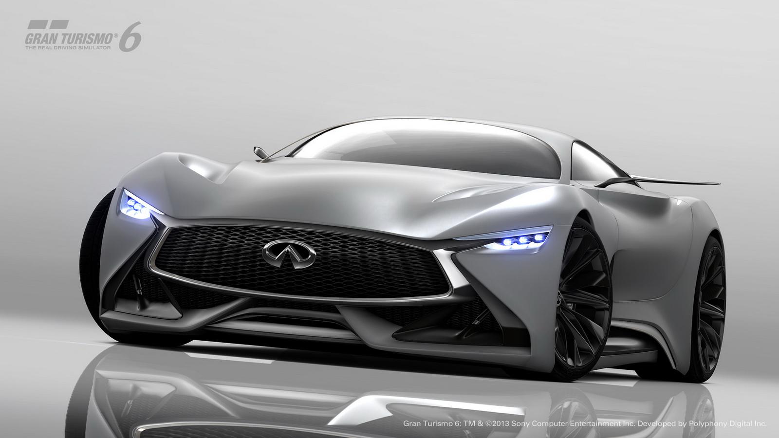 Infiniti infiniti concept car : Official: Infiniti Vision Gran Turismo Concept - GTspirit