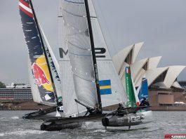 M32 Catamaran Sailing Yacht Series Sydney 2015