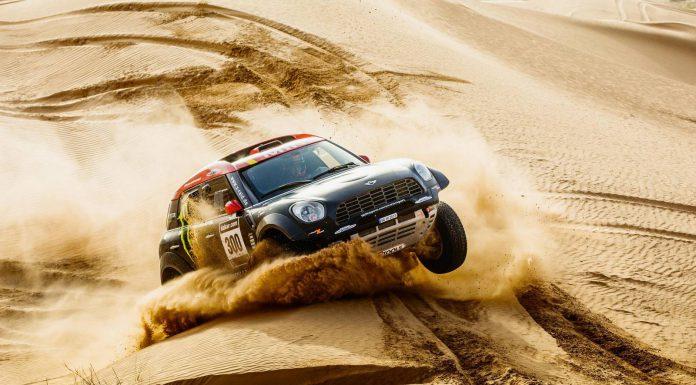 MINI Dakar Rally 2015